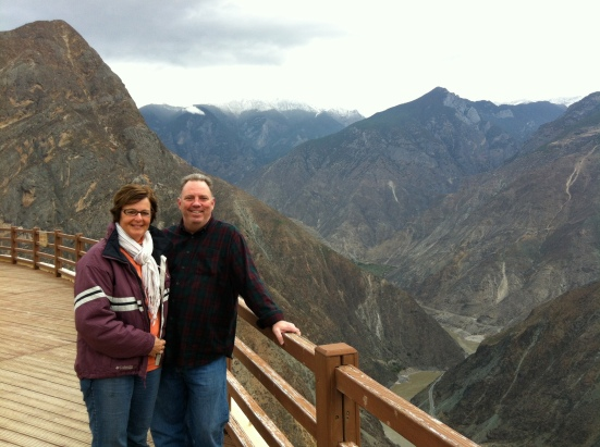 A visit to Yunnan in April 2012